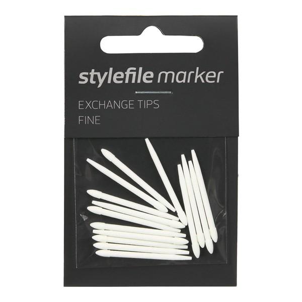 "Ersatzfilze ""Stylefile Marker Standard Tip"" - 15 Stk."