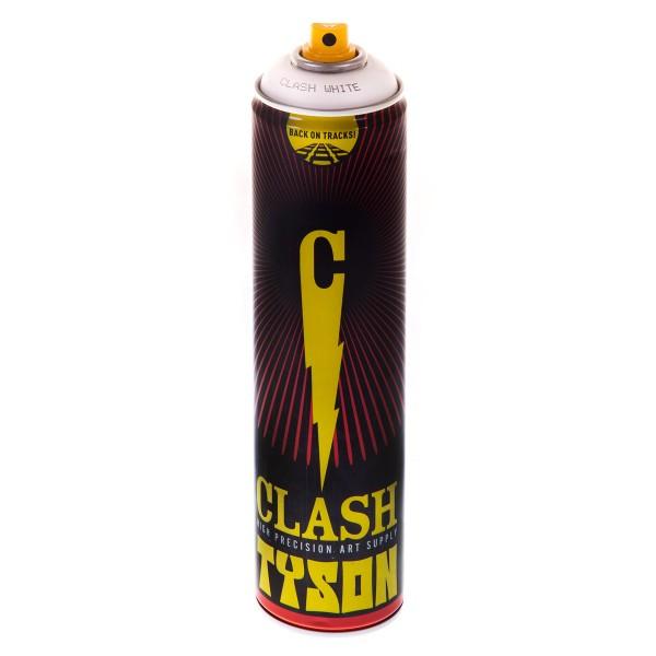 "Clash Paint ""Tyson - White"" (600ml)"