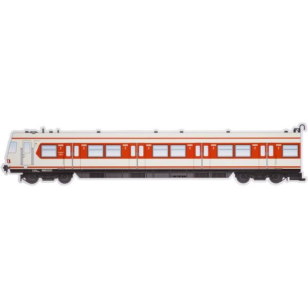 """OTR Magnet """"ET-420 Frankfurt - Left Car"""" (10x60cm)"""