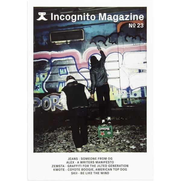 """Magazin """"Incognito #23"""""""