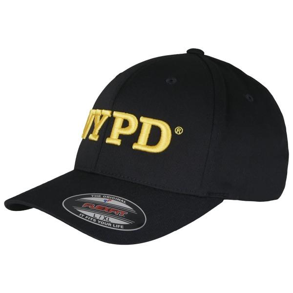 """Flexit """"NYPD 3D Logo"""" Black"""