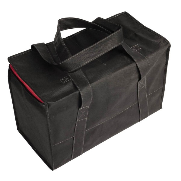 "Mr. Serious ""18er Spraycan Bag"" Black"