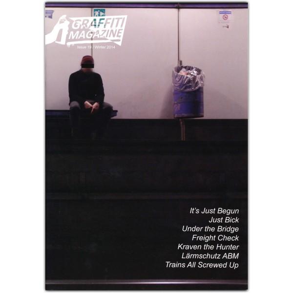"""Magazin """"Graffiti Magazine #19"""""""