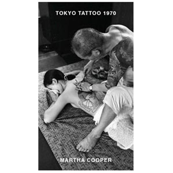 "Buch ""Martha Cooper - Tokyo Tattoo 1970"""