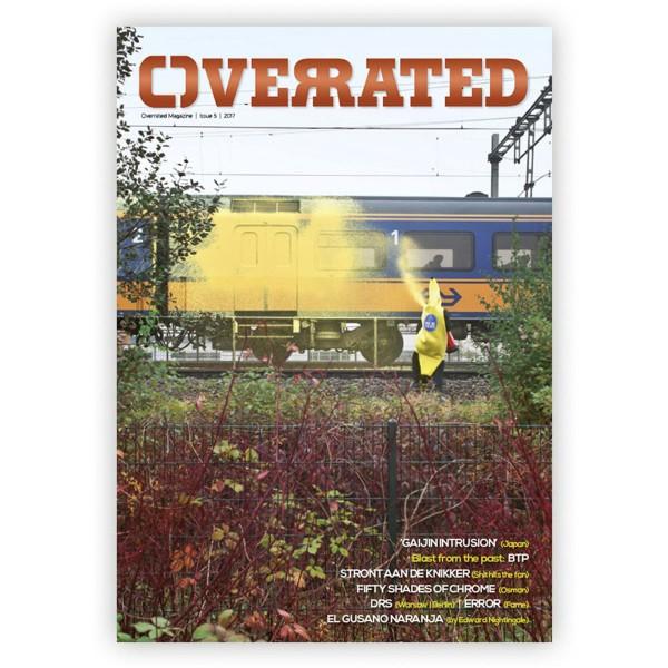 "Magazin ""Overrated #5"""