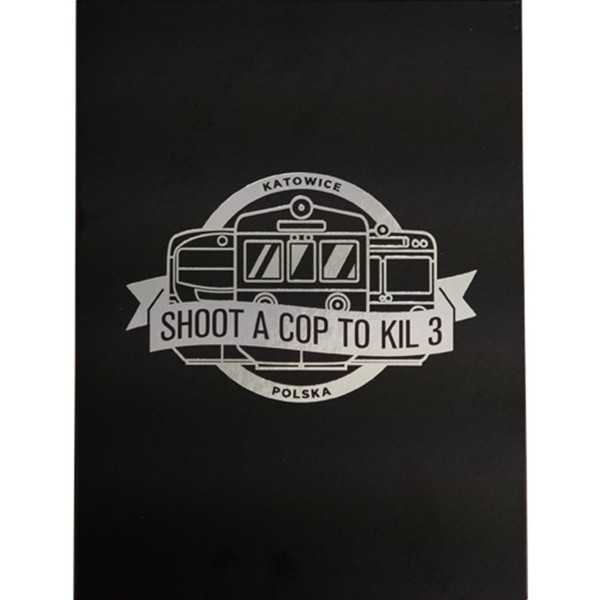 "DVD ""Shoot a Cop to Kill 3"""
