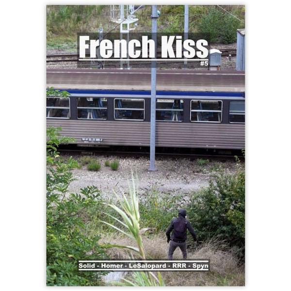 "Magazin ""French Kiss #5"""