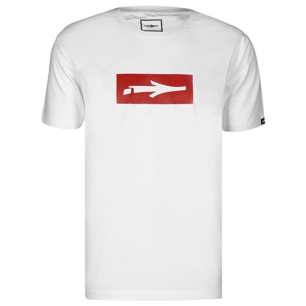 """Illmatic T-Shirt """"Inbox"""" White"""
