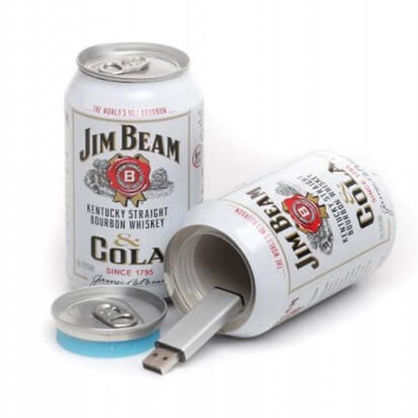 "Plastic Fantastic ""Dosensafe - Jim Beam Cola"" - Geheimversteck"