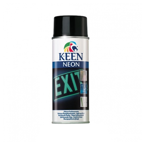 """Keen """"Neon Paint"""" (400ml) - Phosphoreszierende Farbe"""