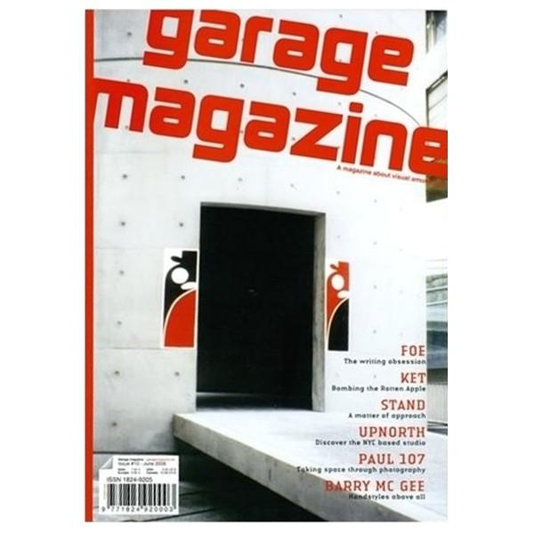 """Magazin """"Garage #10"""""""