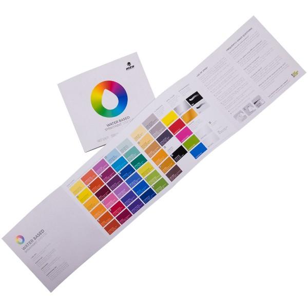 Super Deal - MTN Water Based Color Chart