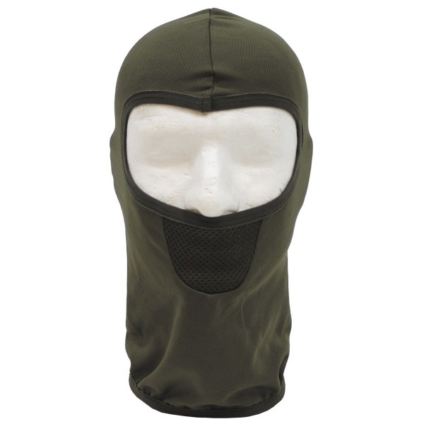 "Maske ""Balaclava - 1 Loch"" Tactical Olive"