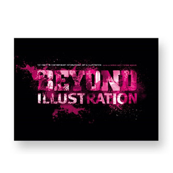 """Buch """"Beyond Illustration - The Finest"""""""