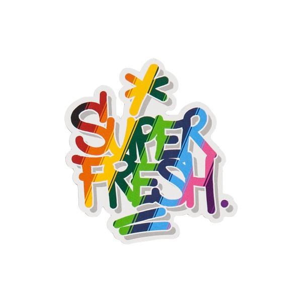 "OTR Magnet ""Superfresh"" (13,4x14,4cm)"
