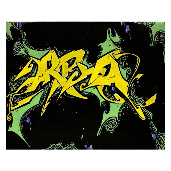 """Kbum - Alpha (Original)"" 20x30,5cm"