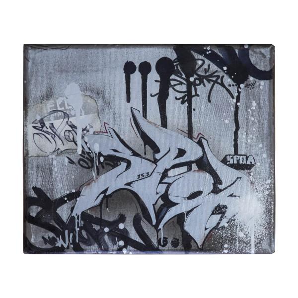 """Spoare153 - Streetart (Original) 25x30cm"