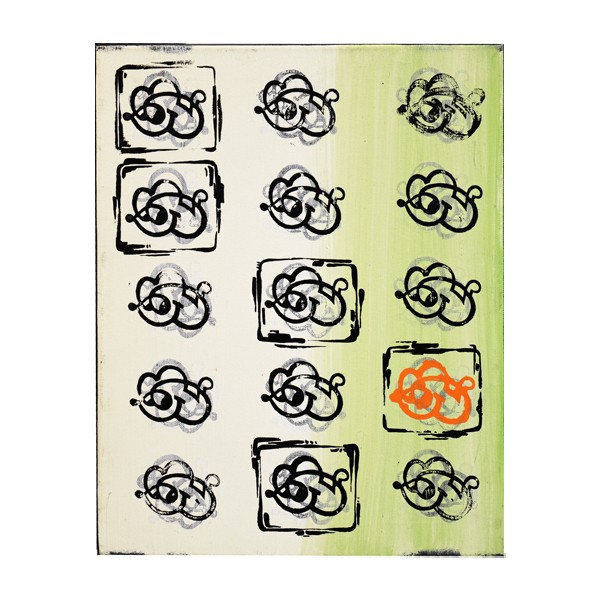 """Kobe - Little Mouse (Original)"" 40x50cm"