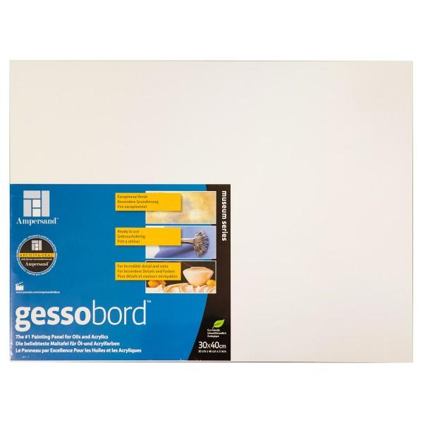 "Ampersand ""Gessobord - Museum Series"" (3mm) - 30x40cm"
