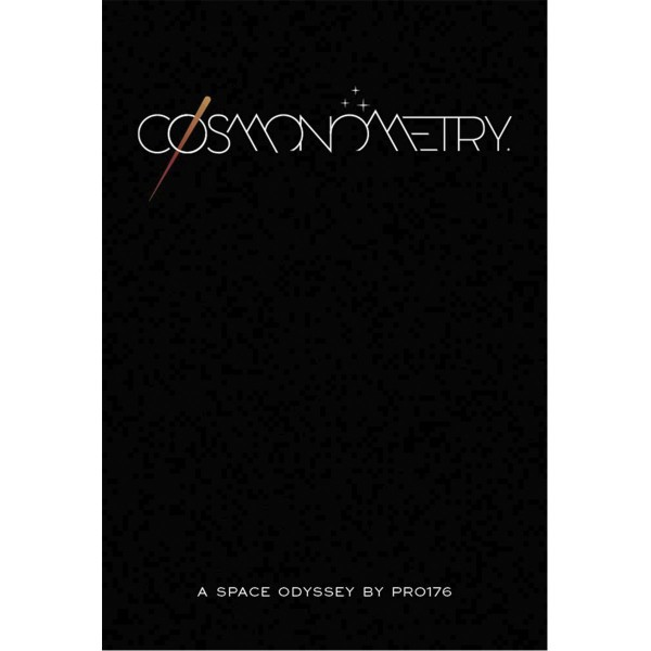 "Buch ""Cosmonometry - A Space Odyssey by Pro176"""