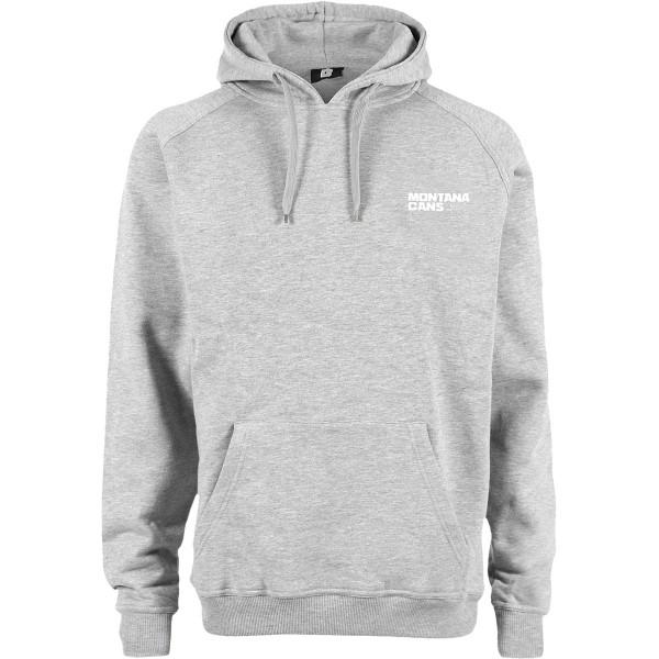 """Montana Hoodie """"Logo III"""" Grey"""