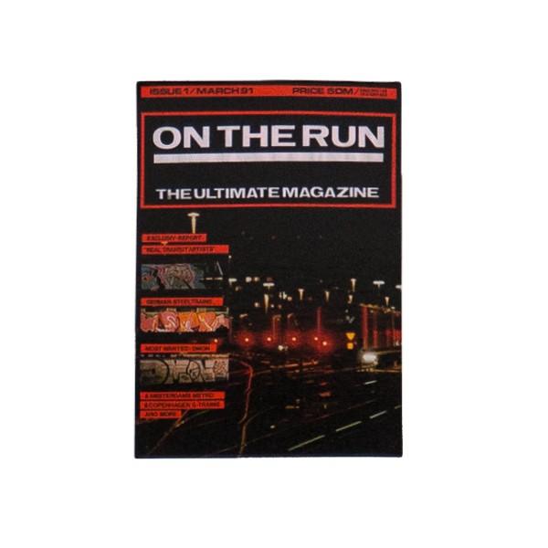 "OTR Magnet ""On The Run Magazin Vol. 1"" (9x12,6cm)"
