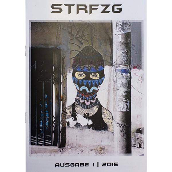 """Magazin """"STRFZG #1"""""""