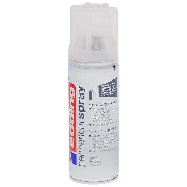 "Edding Permanent Spray ""Kunststoffgrundierung"" Farblos (200ml)"