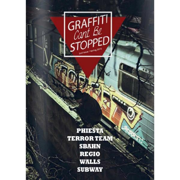 "Magazin ""Graffiti Can't Be Stopped #2"""