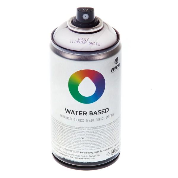 "MTN Water Based ""Paint - White"" (300ml)"