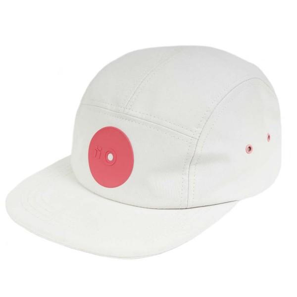 "Mr. Serious ""Fat Cap Series - Pink Fat Cap Cap"" White/Pink"