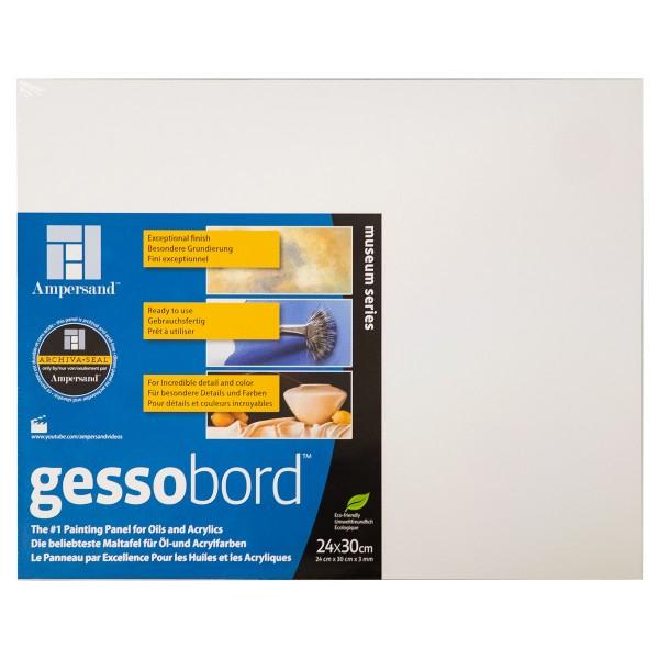 "Ampersand ""Gessobord - Museum Series"" (3mm) - 24x30cm"