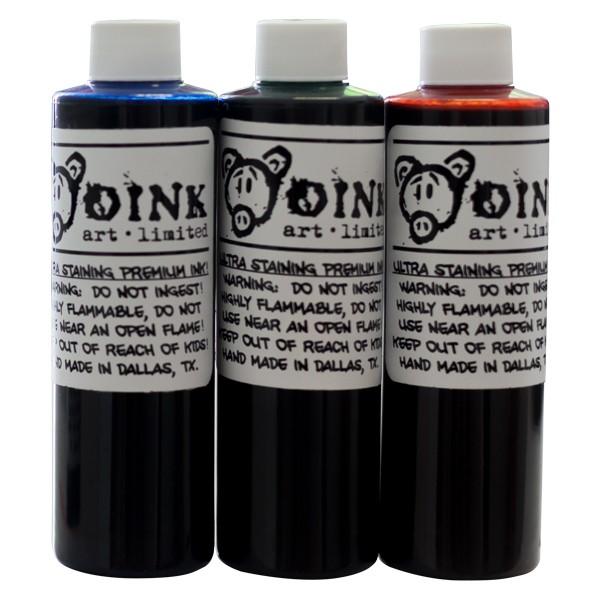 Oink Ink (8oz) Inside Colors - 3er Set