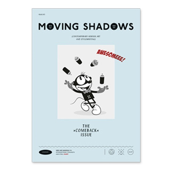 "Magazin ""Moving Shadows #3"""