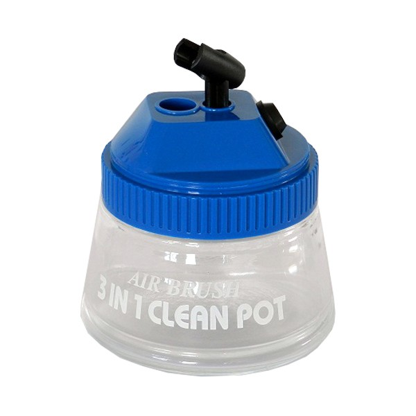 """3 in 1 Spray Out - Clean Pot"""