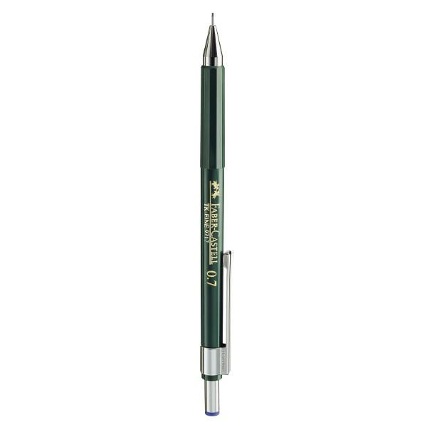 """Faber-Castell """"TK-Fine 9713 0,7mm Druckbleistift"""" - Green"""