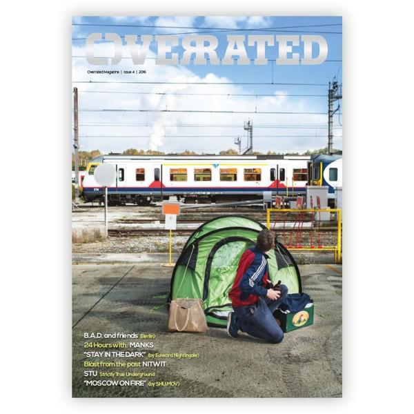 "Magazin ""Overrated #4"""