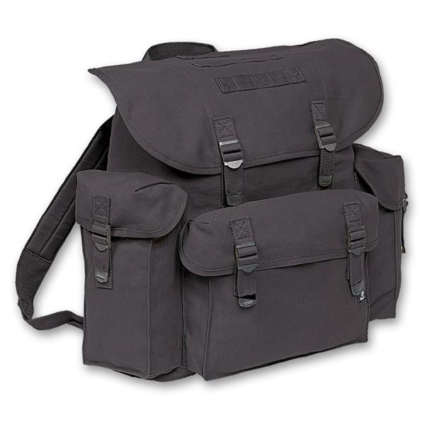 "Brandit ""BW Backpack"" Black"