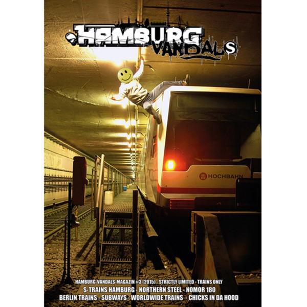 """Magazin """"Hamburg Vandals #3"""""""