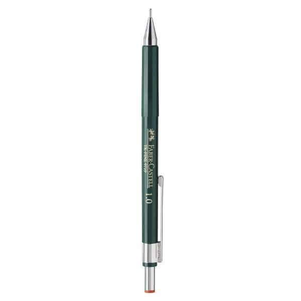 """Faber-Castell """"TK-Fine 9713 1,0mm Druckbleistift"""" - Green"""