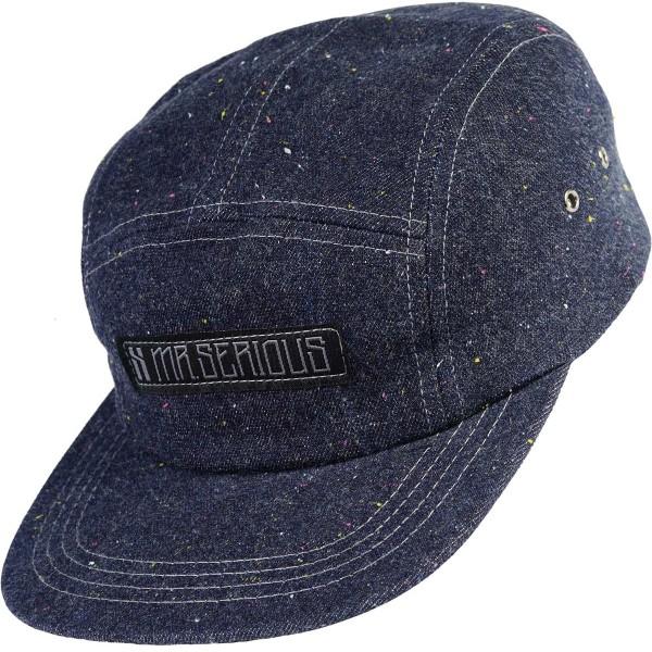 "Mr. Serious ""Zip Cap"" Denim Blue"