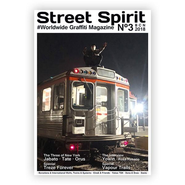 "Magazin ""Street Spirit #3"""