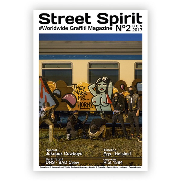 "Magazin ""Street Spirit #2"""