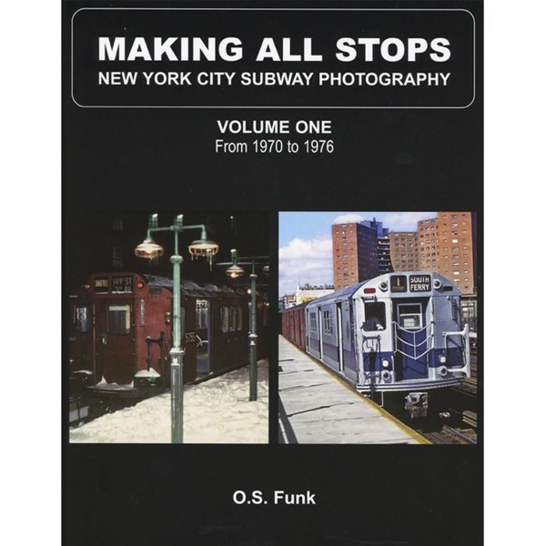 "Buch ""Making All Stops"""