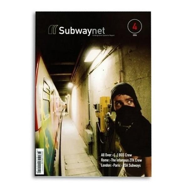 """Magazin """"Subwaynet #4"""""""