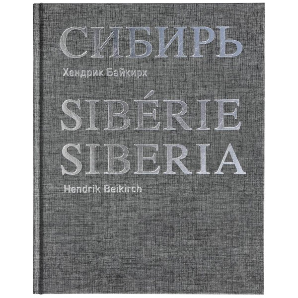 "Buch ""Hendrik Beikirch - Siberia"""