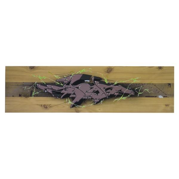 """""""Spoare153 - Wood (Original)"""" 25x95cm"""