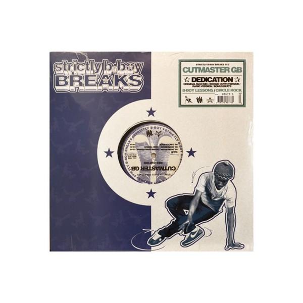 """LP """"Cutmaster GB - Strictly B-Boy Breaks #13"""""""
