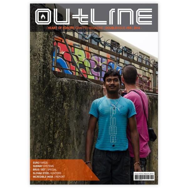 """Magazin """"Outline #5/6"""""""