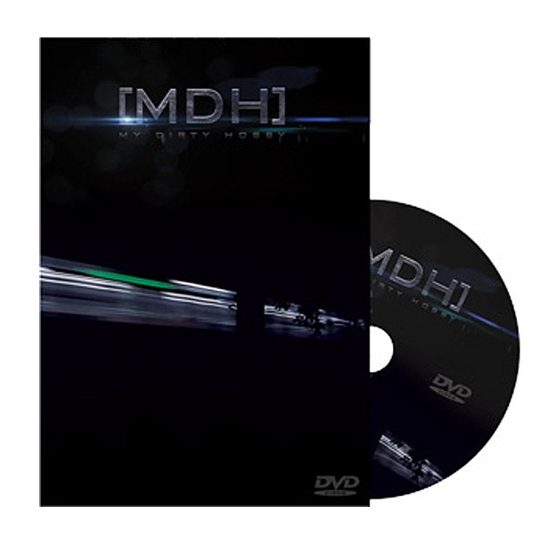 "DVD ""My Dirty Hobby"""